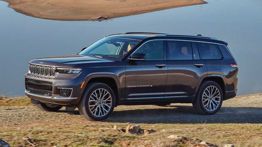 2021 Jeep Grand Cherokee L tanıtıldı!