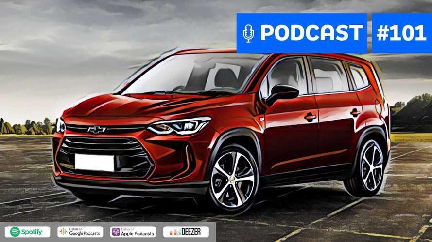 Motor1.com Podcast #101: O que esperar das novas Chevrolet Spin e Montana?