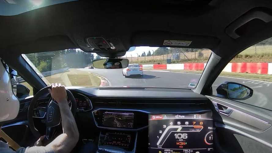 Vídeo: ¿qué tal una vuelta a Nürburgring con el Audi RS 6 Avant 2020?