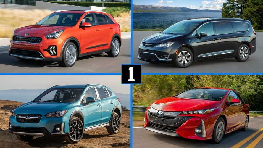 Best MPG Hybrids & Plug-In Hybrids