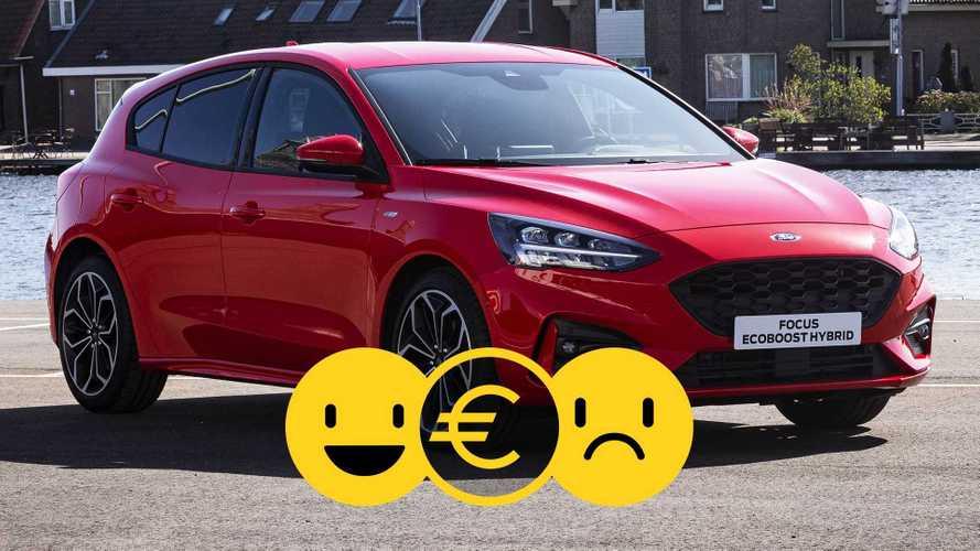 Promozione Ford Focus Hybrid, perché conviene e perché no
