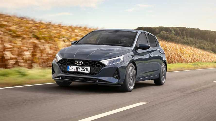 Nuova Hyundai i20 (2020)