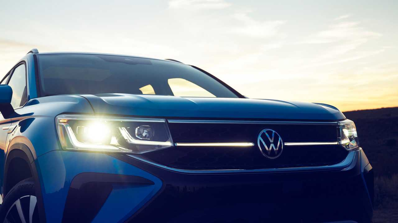 Volkswagen Taos 2022 - Grade