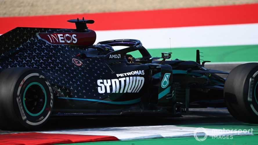Wolff downplays INEOS Mercedes buy-out claims