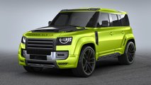 Land Rover Defender By Lumma Design
