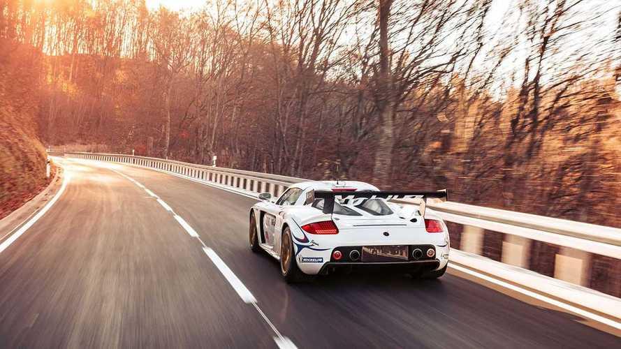 Porsche Carrera GT-R a la venta