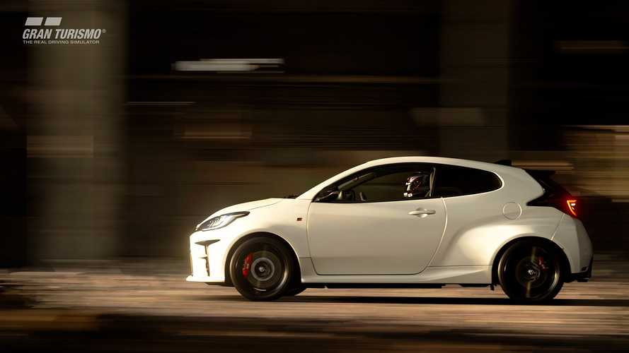A Toyota már 300 ezer GR Yarist adott el - a Gran Turismo Sportban