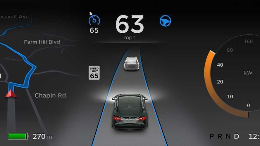 Tesla v7.0 Autopilot ile Yayınlandı!