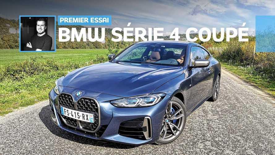 Essai BMW Série 4 Coupé - Les haricots de la discorde
