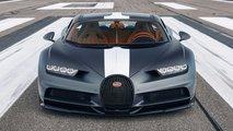 Bugatti Chiron Sport Les Légendes du Ciel debütiert mit Flugzeug-Einflüssen