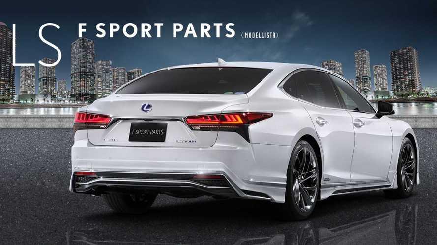 Modellista, 2021 Lexus LS için modifiye kitini gösterdi