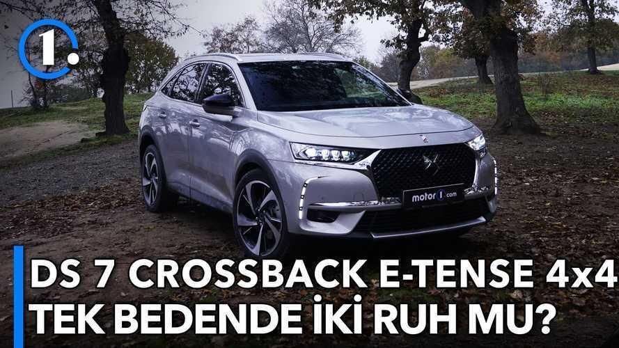 2020 DS 7 Crossback E-Tense 4x4 | Neden Almalı?