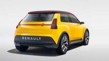 renault5 electrico moderno urbano clasico comprar precio