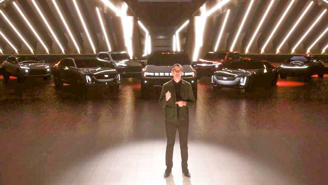 GM CES Buick Models