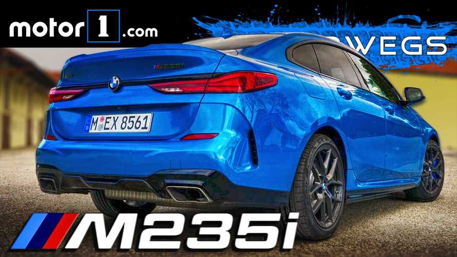 Video: BMW M235i xDrive Gran Coupé Im Test
