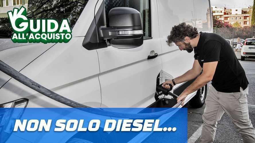 Diesel addio? Come il trasporto elettrico, passa per gas e benzina