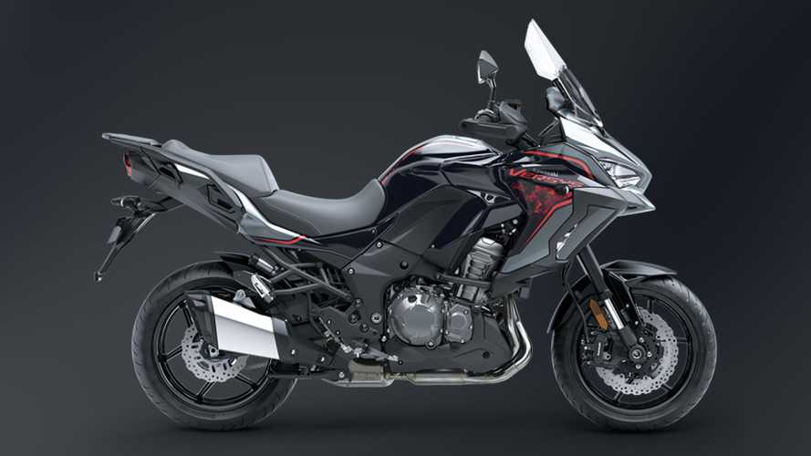 New Kawasaki Versys 1000 S Unveiled In Europe