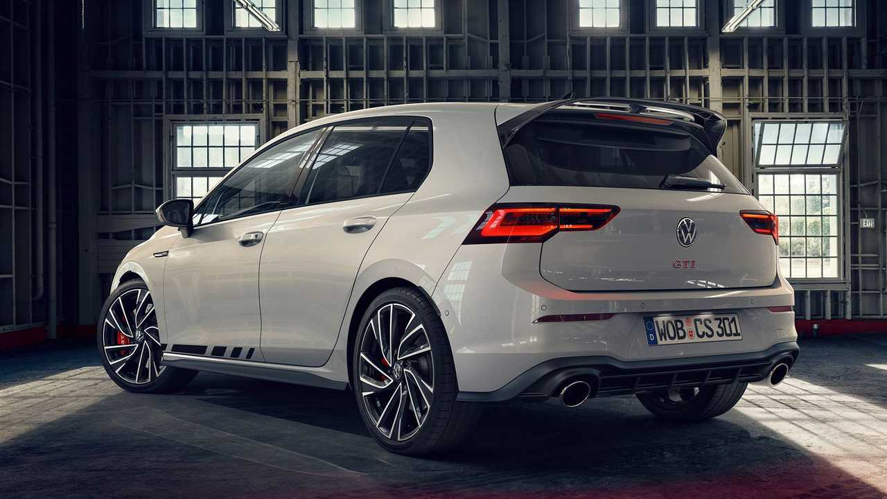 2021 Volkswagen Golf 8 GTI Clubsport