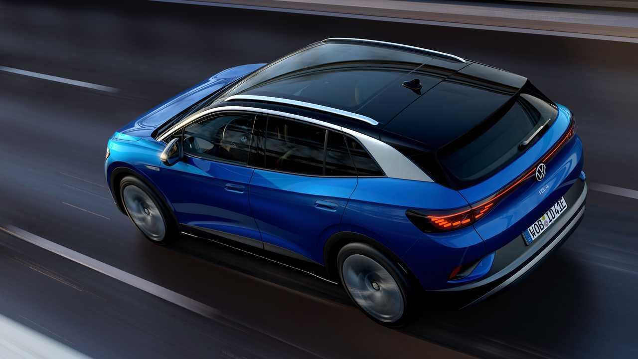 2021 Volkswagen ID.4 Exterior In Motion