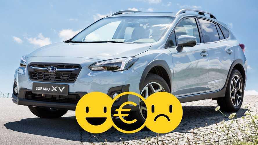 Subaru XV promo settembre 2020