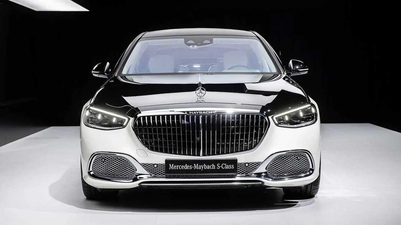 Новый Mercedes-Maybach S-класса оценили в рублях