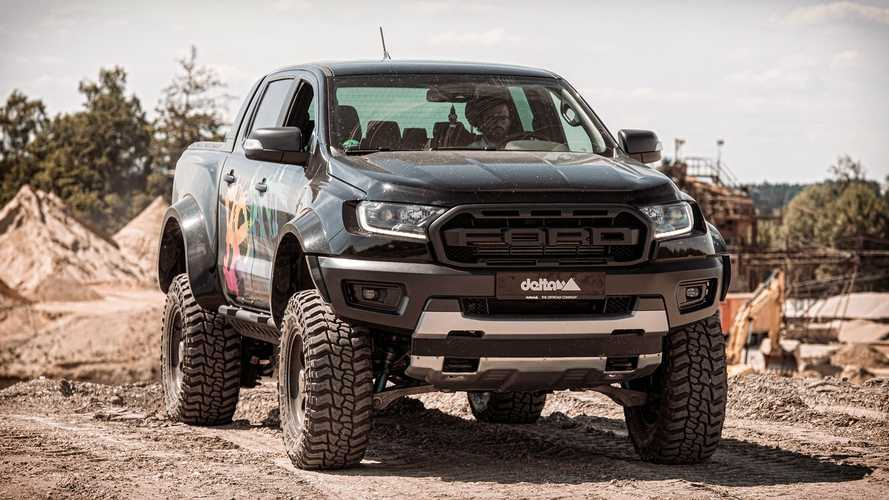 delta4x4 Ford Ranger Raptor