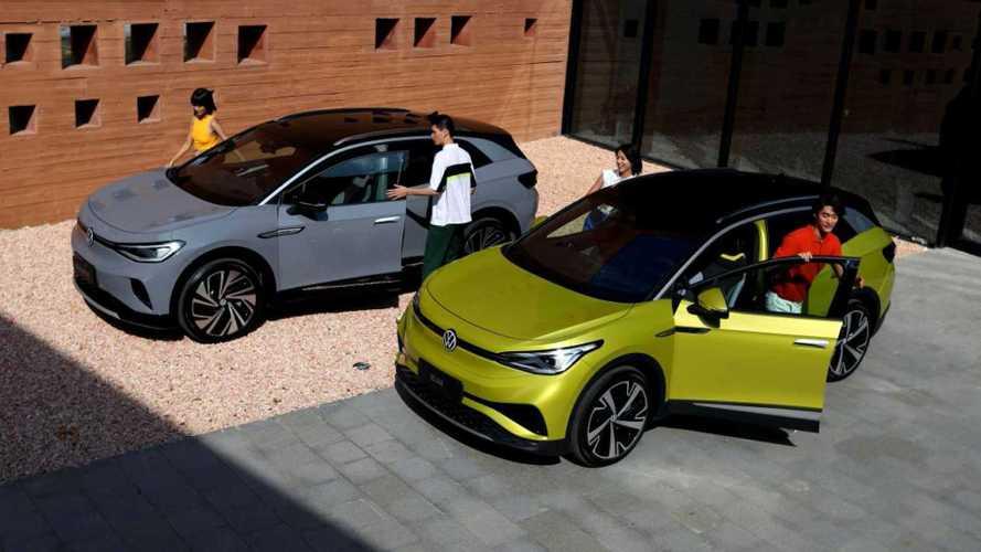 Kínában megvásárolható a Volkswagen ID.4 Crozz és X változata