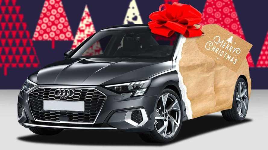 Kuis Mobil Terbungkus Kado Natal