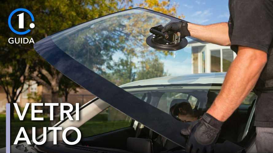 Cambiare i vetri dell'auto, come si fa e quanto costa