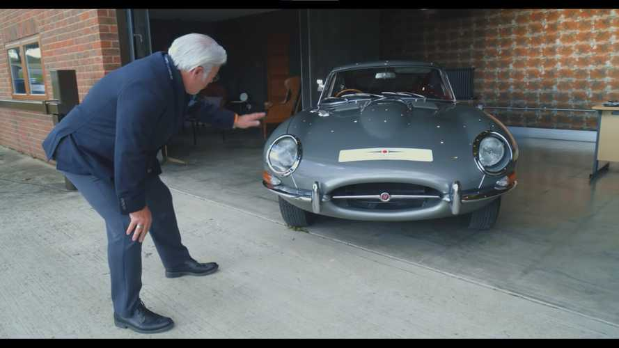 McLaren 720S Designer Restyles The Iconic Jaguar E-Type