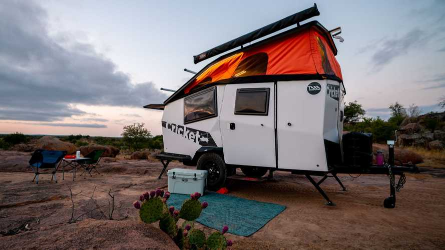 Taxa Camping Trailers Now Offer Overland Editions For 2021 Lineup