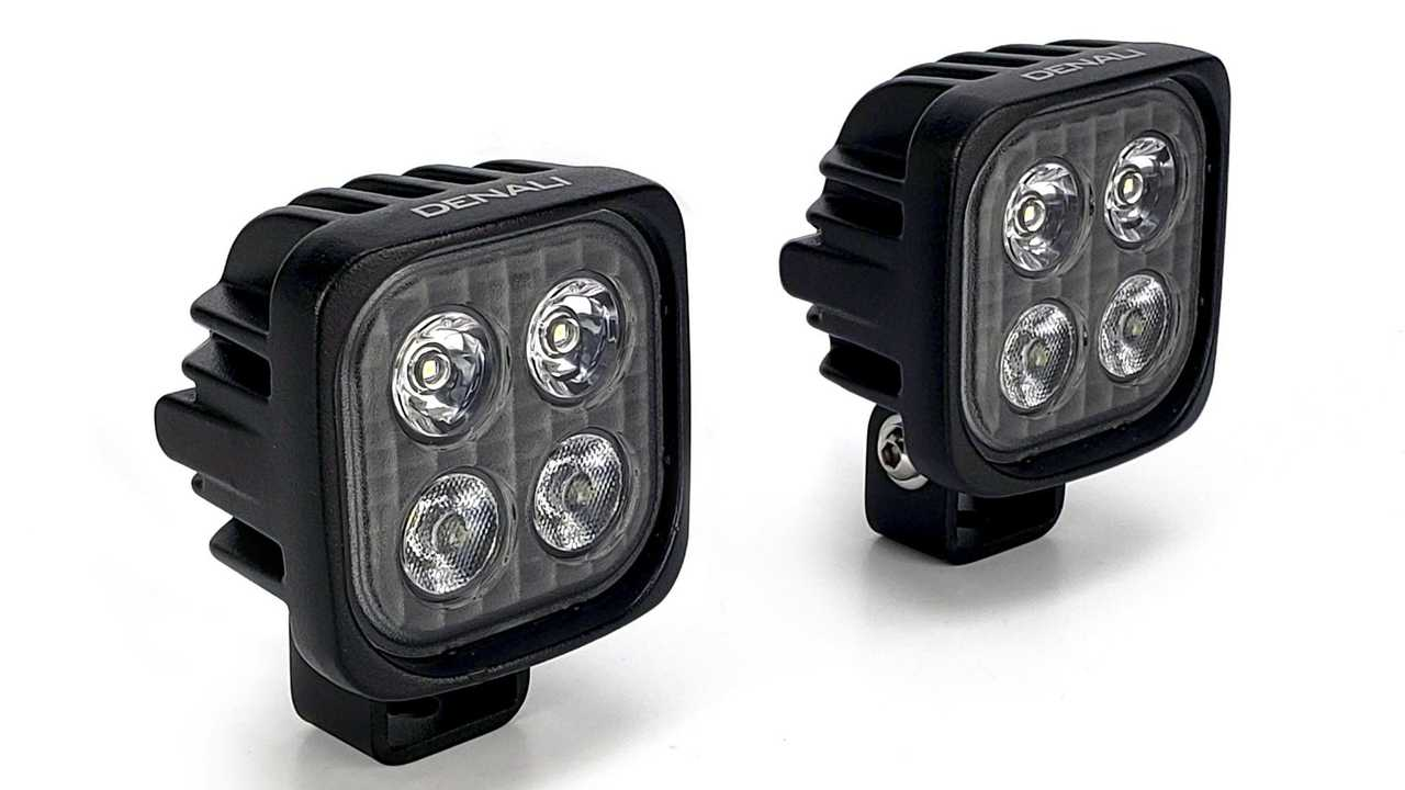 Denali S4 LED Light Kit