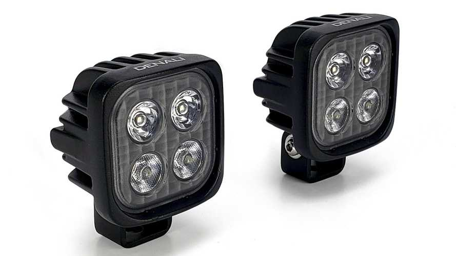 Denali Introduces S4 LED Light Kit To Make Your Rides Brighter