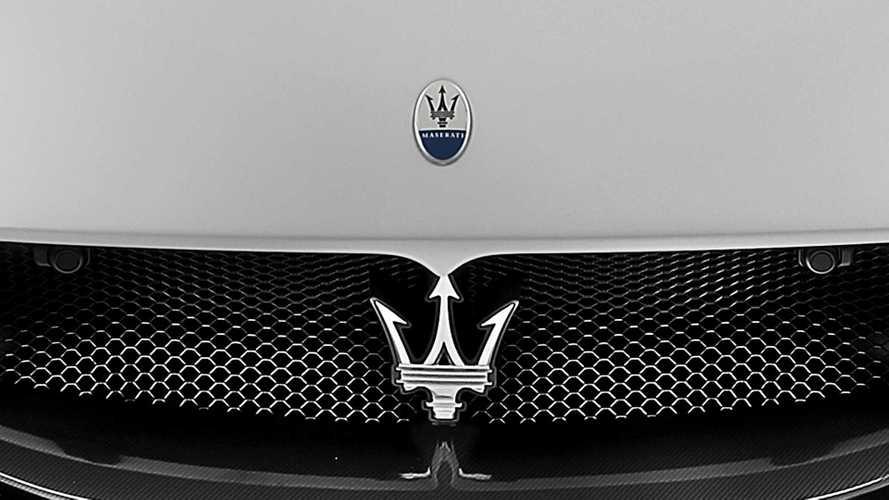 Maserati améliore son logo, voici les nouveautés en détail