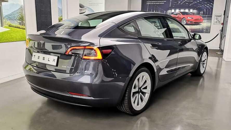 Tesla Model 3 MY 2021