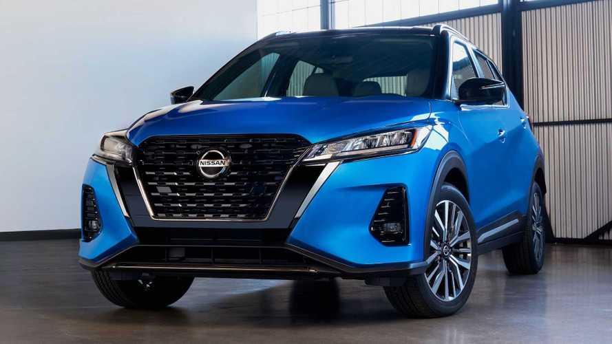 Novo Nissan Kicks 2022 terá venda para o público PcD
