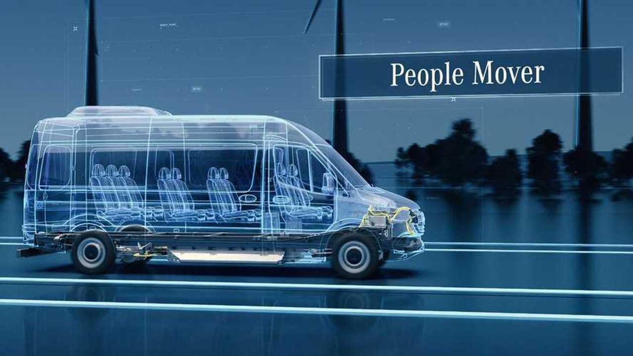 Next-Generation Mercedes eSprinter Built in the US