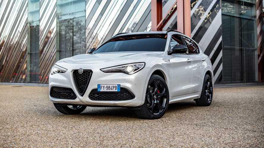 Alfa Stelvio (2021) mit neuer Ausstattung Veloce Ti