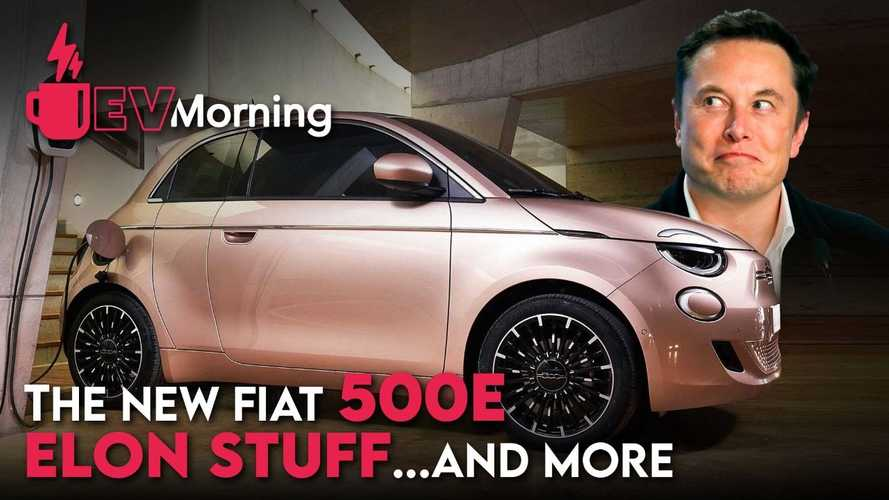 EV News In Reverse: Tesla, Ford, MINI, Fiat, RAM And More