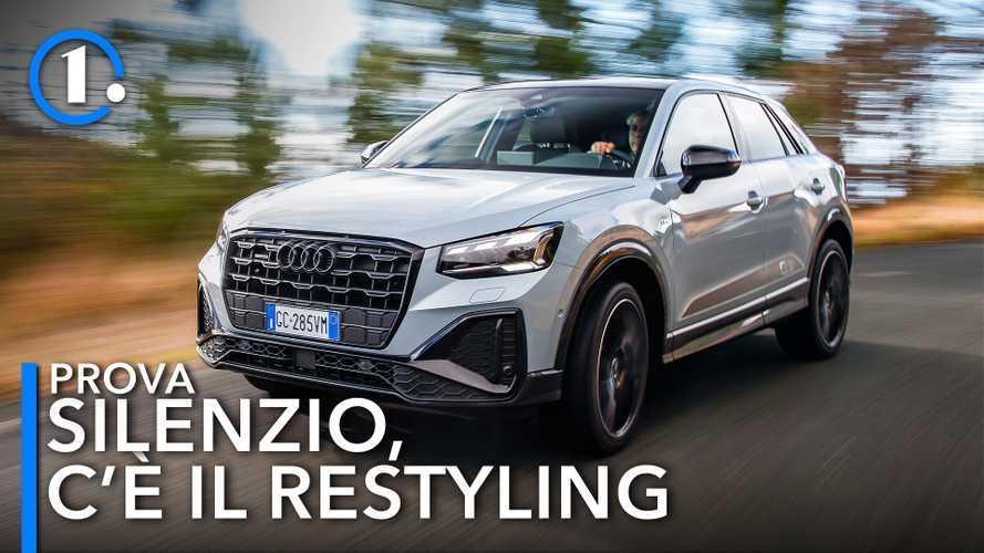 Audi Q2 restyling (2020), come va con il 1.5 turbo benzina da 150 CV