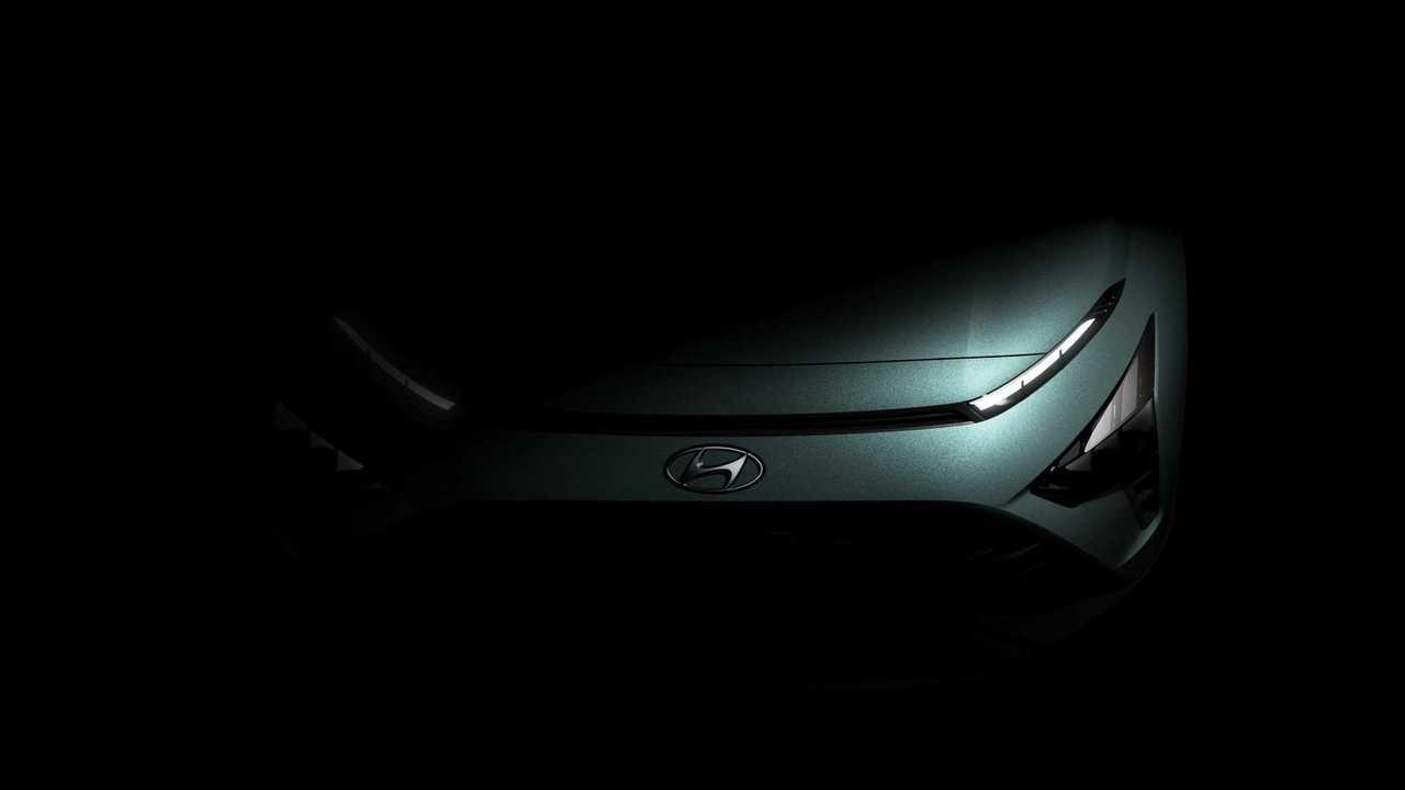 Hyundai Bayon, i teaser ufficiali