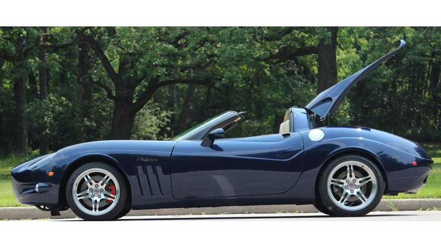 2005 Chevrolet Corvette Anteros for sale