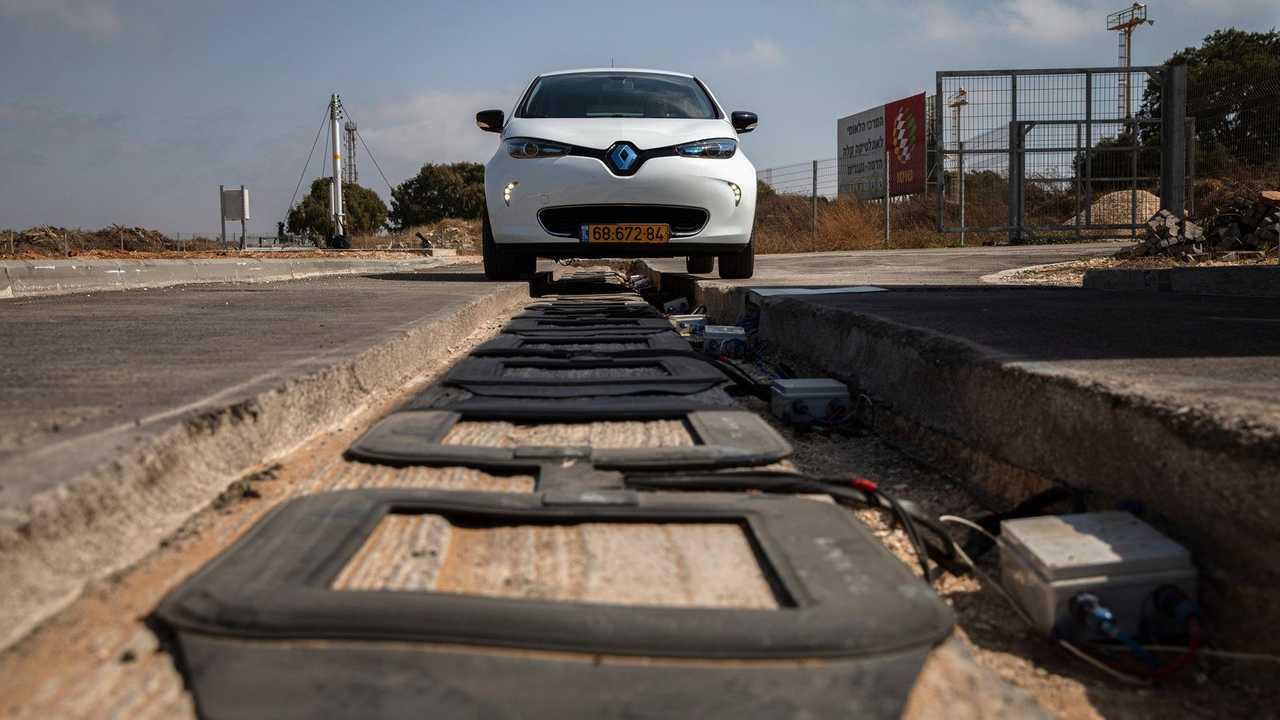 ElectReon: ricarica a induzione anche in autostrada