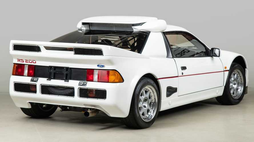 Rare 1986 Ford RS200 Evolution For Sale