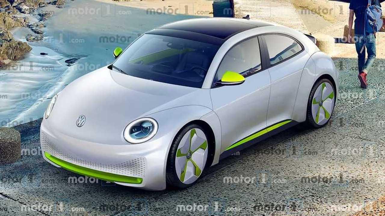 Volkswagen Beetle Electric