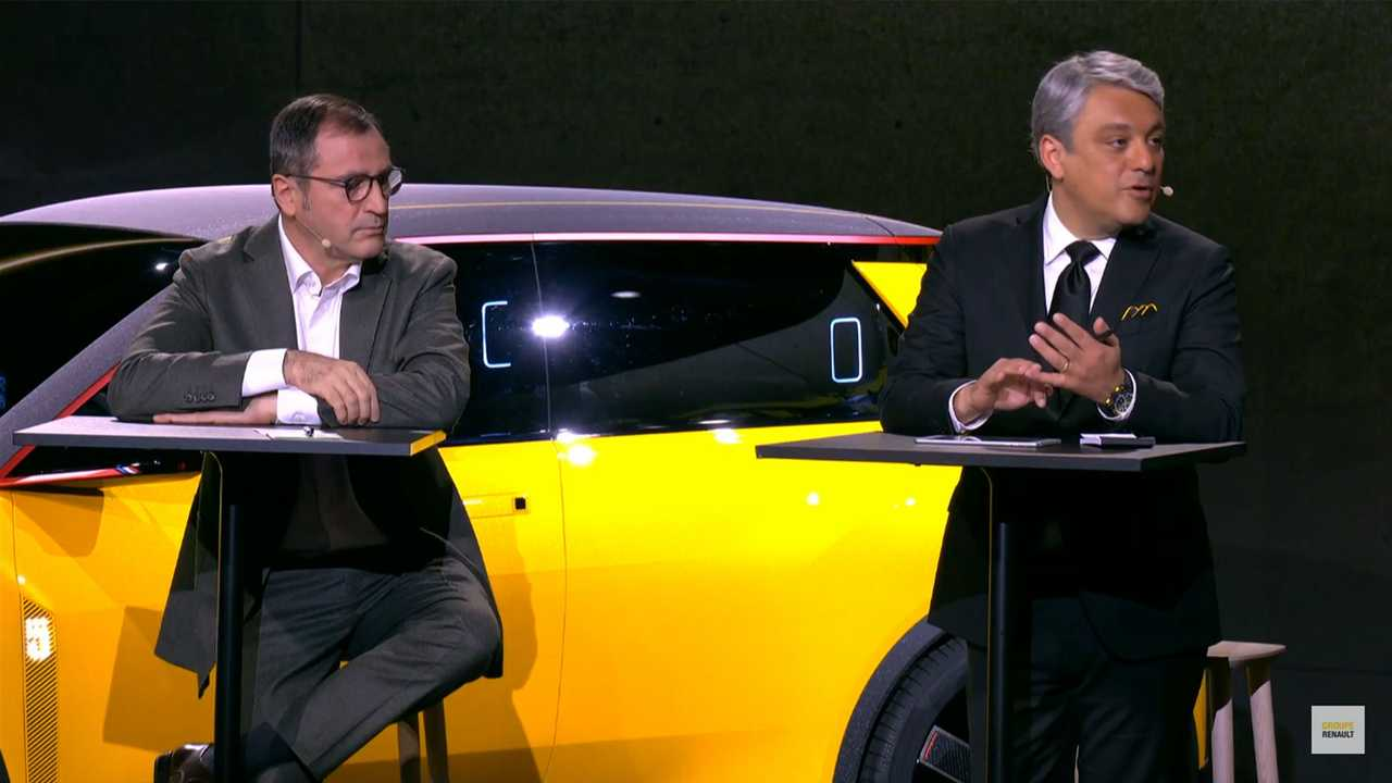 Renault Group, the Renaulution Strategic Plan
