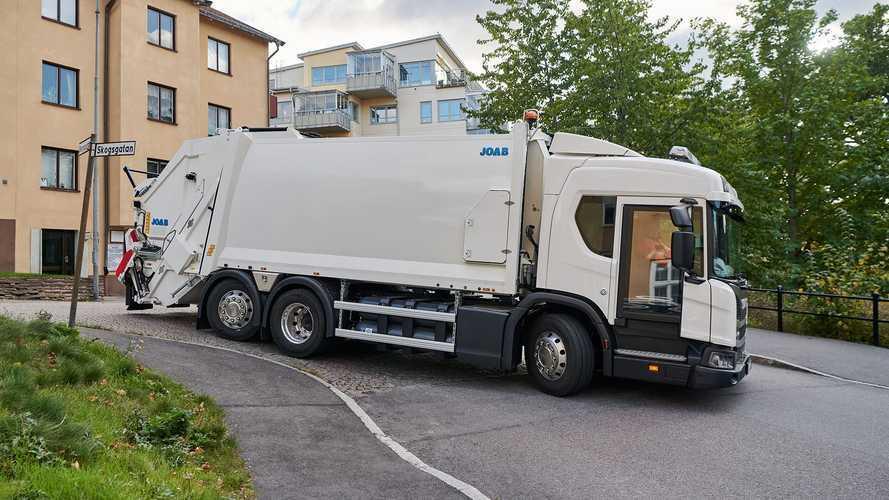 Scania presenta la City Door, sul camion arriva la porta scorrevole