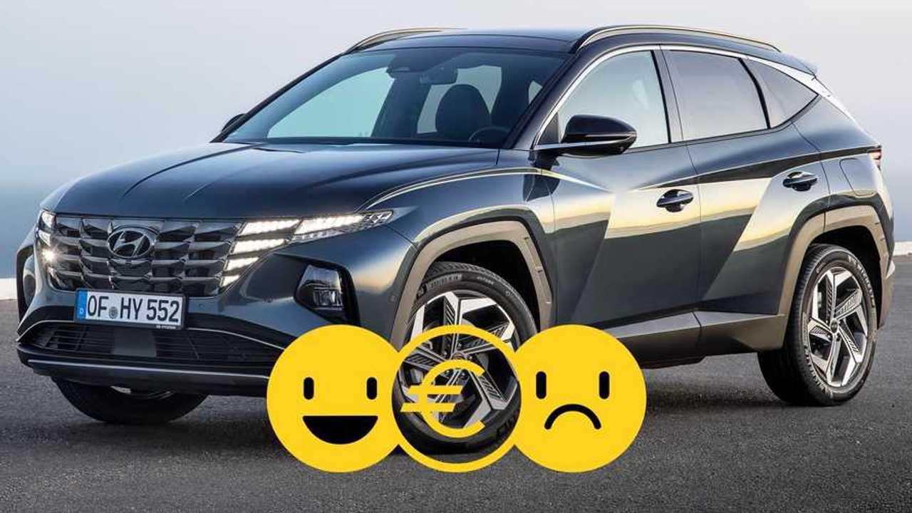 Hyundai Tucson MY 2021 promo gennaio 2021