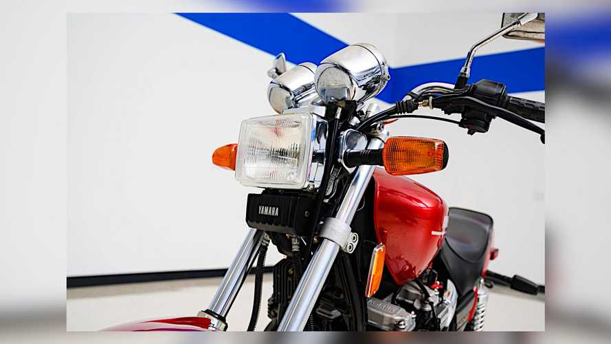 1990 Yamaha Radian YX600S
