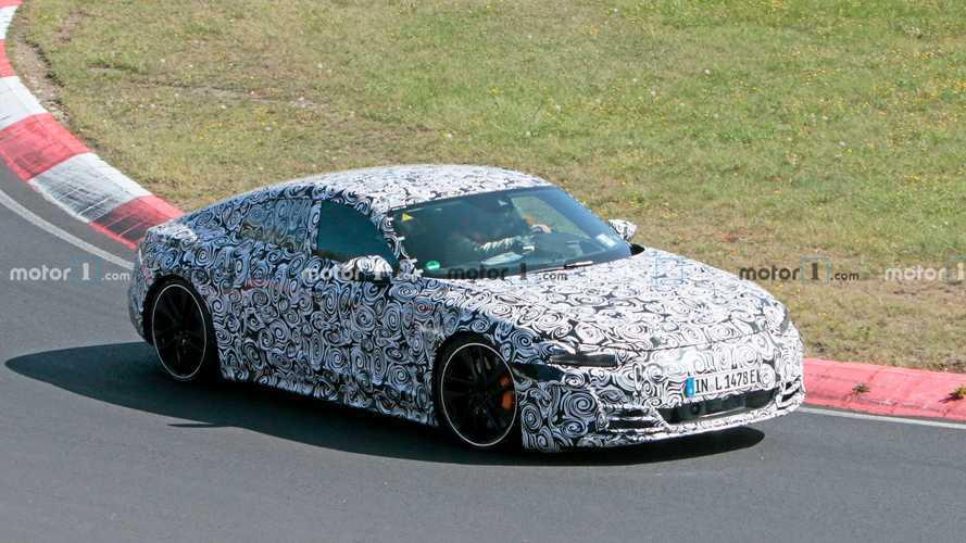 A Nürburgringen tesztel az Audi e-tron GT, még idén jön a bemutató